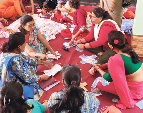 Initiative to produce locally-made sanitary pads