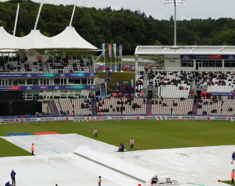 Cricket-Washout could leave S Africa World Cup hopes down the drain
