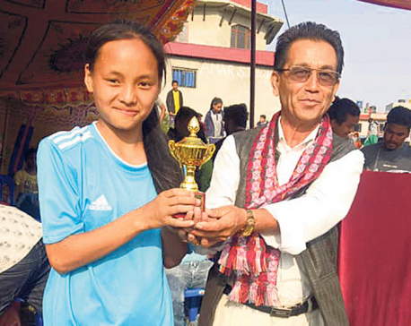 Creative, Trikon win Kageshwari Inter-School Tournament