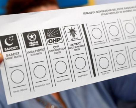 Istanbul votes in mayoral re-run, in test for Turkish democracy, Erdogan