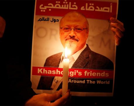 U.S. shared nuclear power info with Saudi Arabia after Khashoggi killed