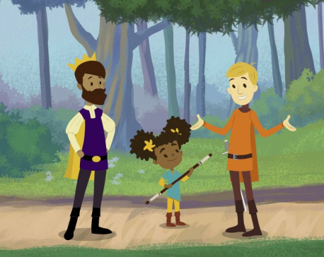 Bandwagon builds for LGBTQ diversity on children's TV
