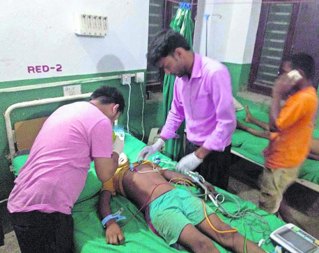 6 killed in lightning strikes in Dang and Rupandehi