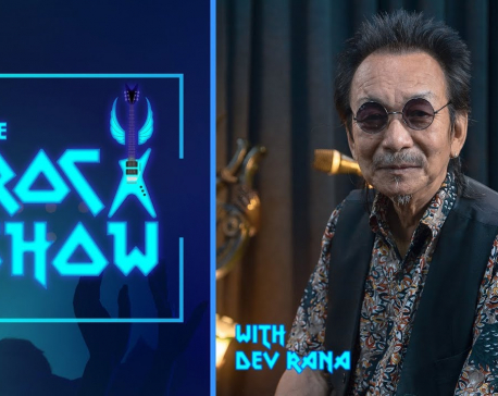 Dev Rana talks about his musical journey