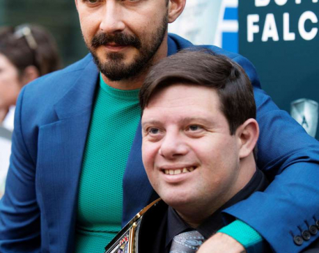 Actor with Down syndrome inspires and stars in Hollywood film