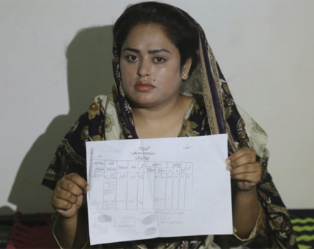 Pakistani police target traffickers selling brides to China