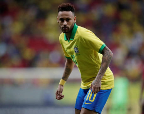 Neymar's absence could spur on Copa hosts Brazil
