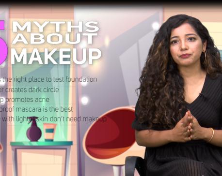 Busting makeup myths