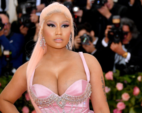 Nicki Minaj changes Twitter name to 'Mrs. Petty' amidst marriage speculations