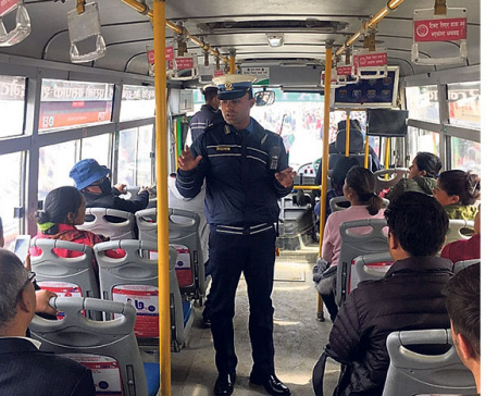 'Pick-and-drop in public transport catching on