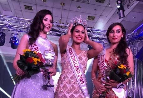 British Nepali Pratishtha crowned second runner-up at 'Miss England'