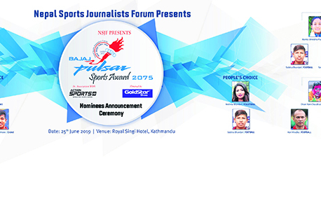 Nominees for four categories of NSJF Sports Award announced