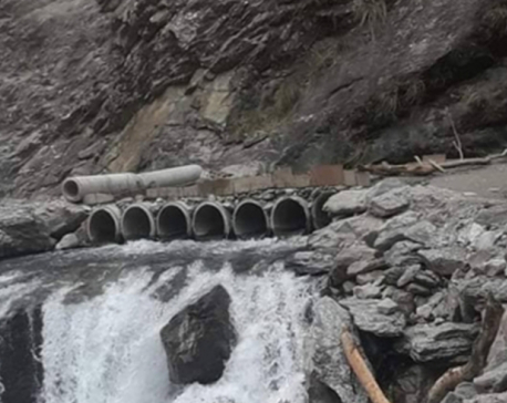 17 laborers including six Chinese trapped inside tunnel of Rasuwagadhi Hydropower Project rescued