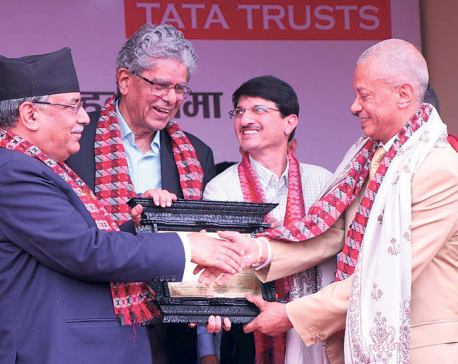 Tata Trusts hands over school building