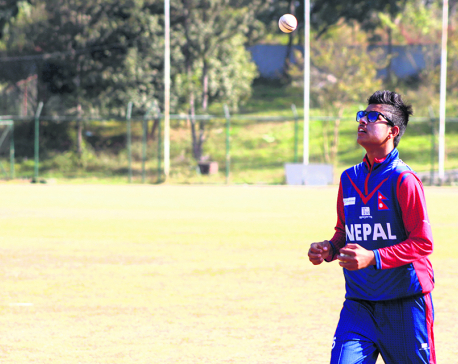 Globetrotting Lamichhane grabs int'l attention