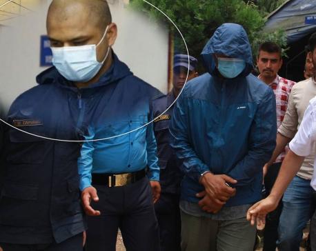 Sadist and alleged syringe attacker Karki made public