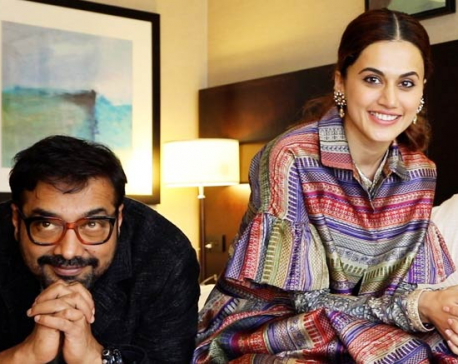 Anurag on friendships in Bollywood and finding 'someone to count on' in Taapsee