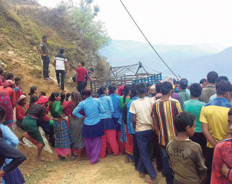 3 studentskilled, 4 injured intractor accident