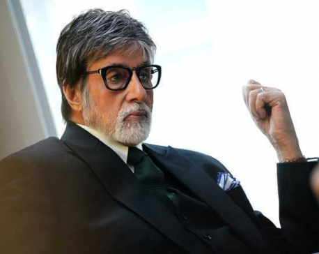 Amitabh Bachchan thanks his fans' for all the love that helped him recover from 'Coolie' accident