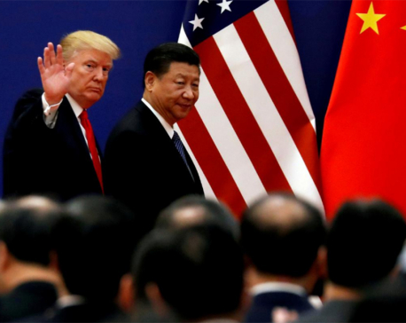 Trump, Xi set for high-stakes trade war talks in Japan