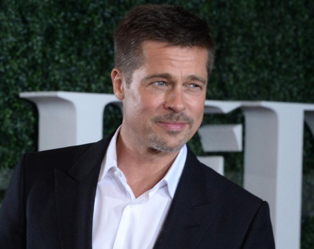 Brad Pitt says his marriage with Jennifer Aniston was a 'sham'