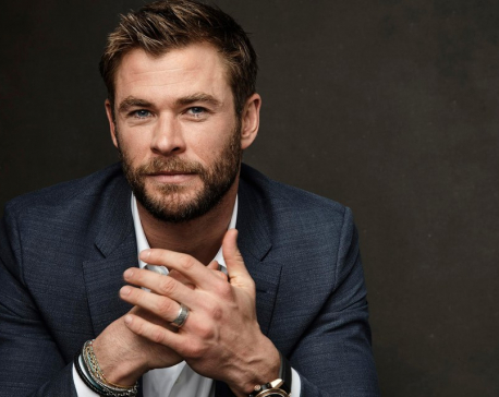 Why Chris Hemsworth opened up about his anxiety woes