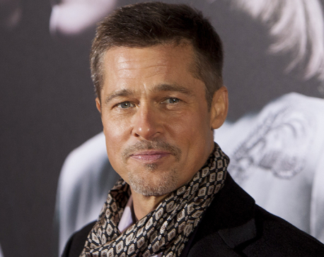 Brad Pitt: I'll organically be done with acting