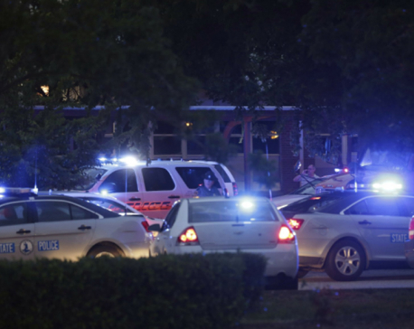 12 people killed in Virginia Beach shooting; suspect dead