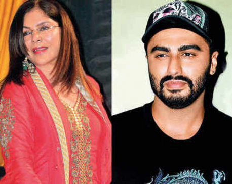 Zeenat Aman joins the cast of Arjun Kapoor's 'Panipat'