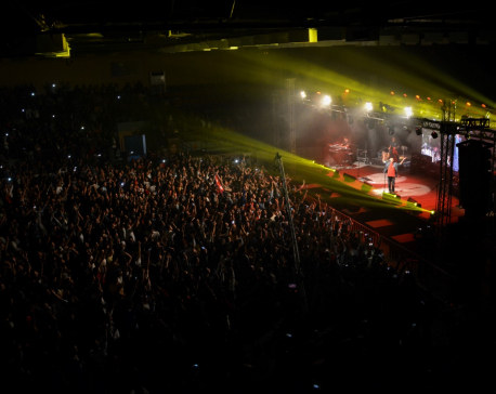 Nepathya's performance in Dubai