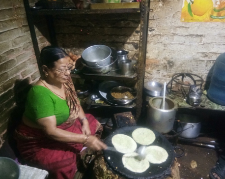 Aama ko Bara Pasal: Serving baras since early 70s
