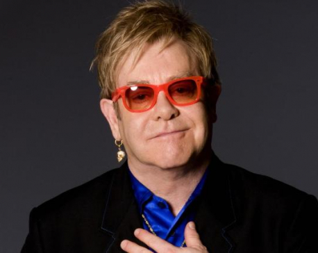 Elton John to publish 'no-holds-barred' autobiography