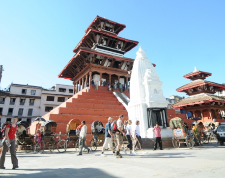 Kathmandu ranked 19th best tourism destination in the globe