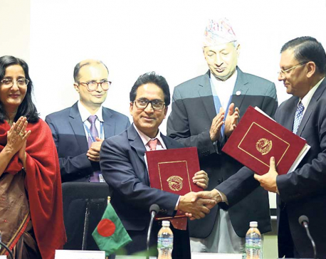 Nepal signs double taxation avoidance pact with Bangladesh