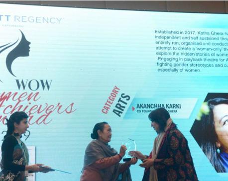 WOW Women Achievers Awards 2019 at Hyatt