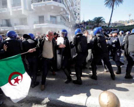 183 injured in Algeria protests: state news agency