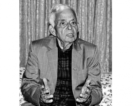 Four-time finance minister Bharat Mohan Adhikari dies