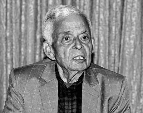 Oli, Dahal pay final tributes to leader Adhikari