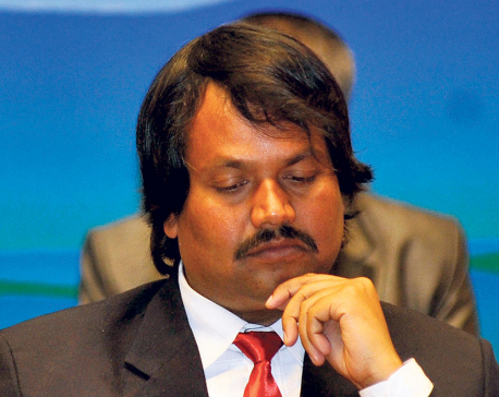 CK Raut's AIM renamed as Janamat Party