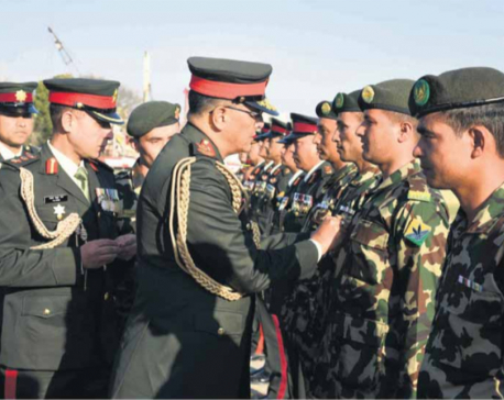 Nepal Army to observe Army Day on Monday