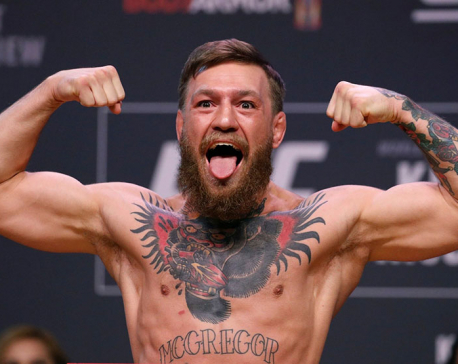 Conor McGregor announces retirement from MMA after turbulent 12 months