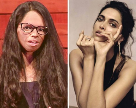 Deepika Padukone shares snap from first script reading session of 'Chhapaak'