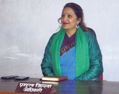 First female CDO offers a ray of hope to people in Jumla