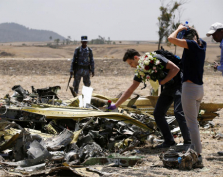 Ethiopian Airlines flight reported trouble soon after takeoff: NYT