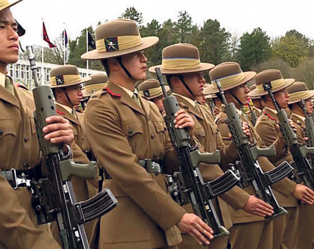 UK govt to increase Gurkha pensions by 10 to 34 percent