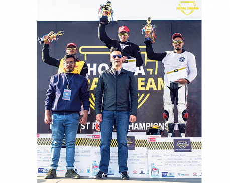First Honda Nepal Dream Cup completed