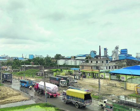Slow demand for construction material leaves industrialists worried