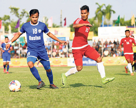 Three Star advances into Jhapa semis  after tiebreaker win