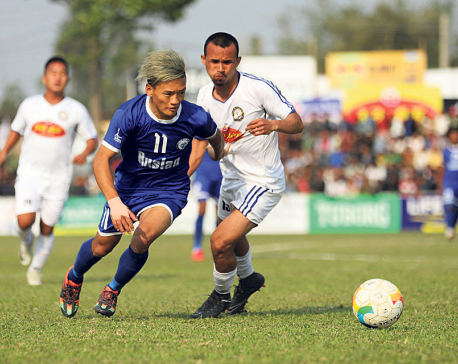 Jhapa reaches final for the fourth time