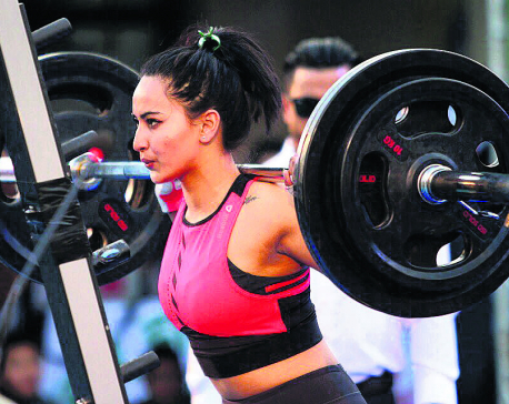 Women see squat not only for fitness, but for a change in sports pattern